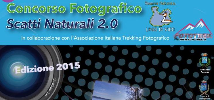 Concorso Fotografico Scatti Naturali 2.0: 5 - 31 Ottobre 2015