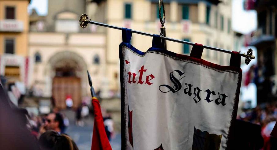 Sagra delle Castagne a Soriano nel Cimino: 1-4 Ottobre, 7-11 Ottobre e 17-18 Ottobre