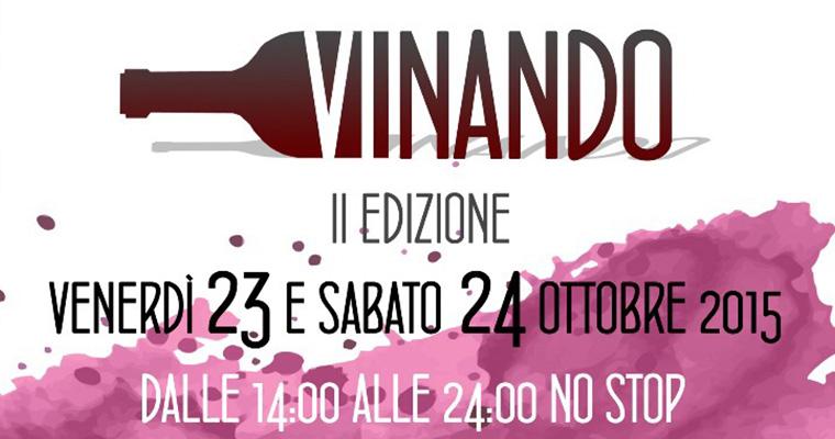 Vinando: ottimi vini a Vitorchiano il 23 e 24 Ottobre 2015