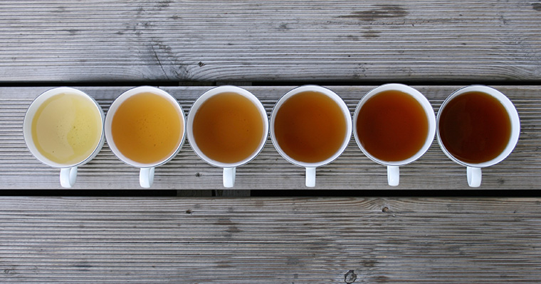 I colori del tè a Ronciglione  - 28 Novembre 2015