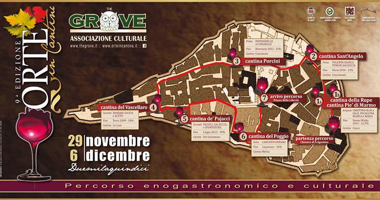 Orte in Cantina - 29 Novembre e 6 Dicembre