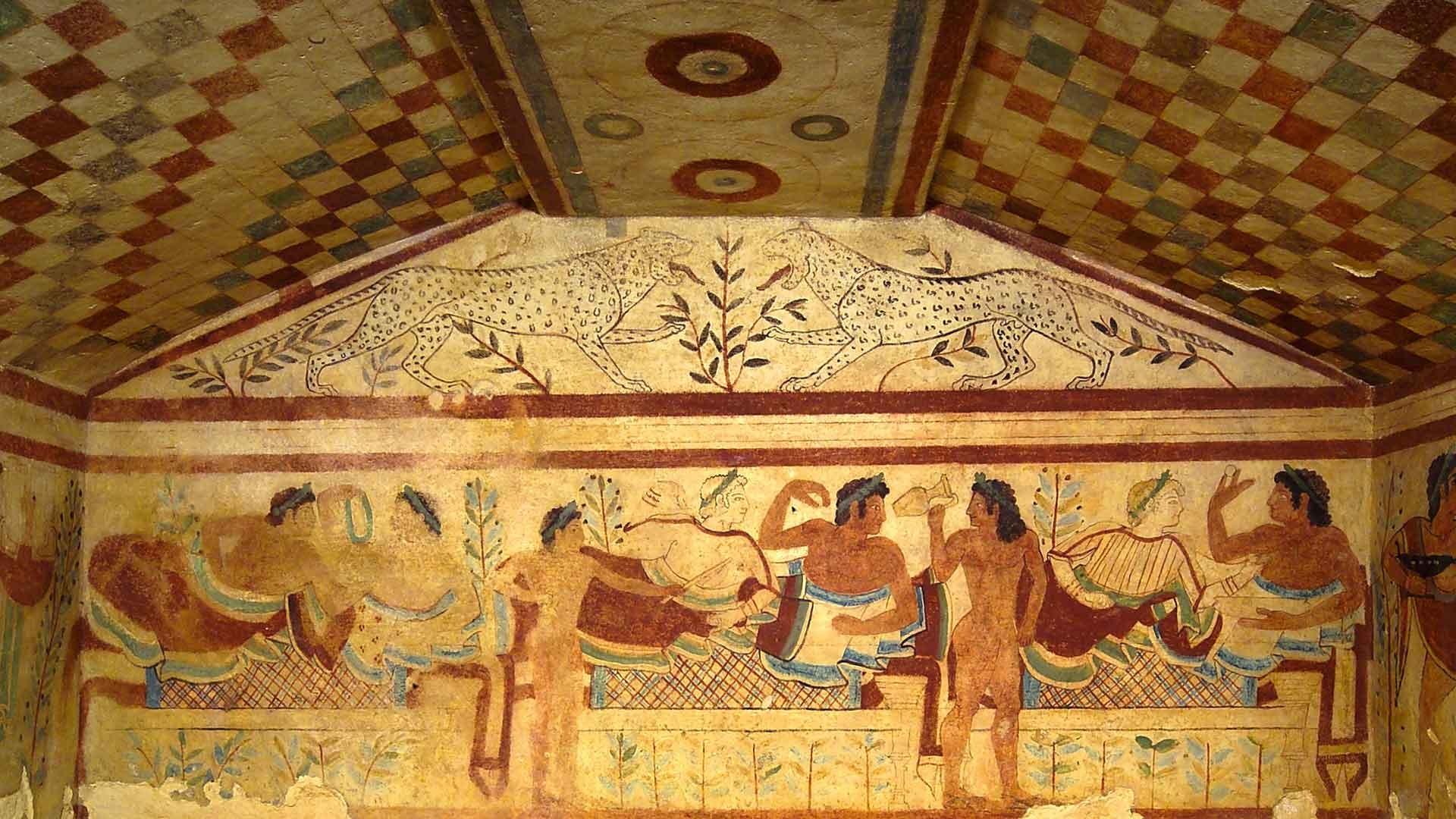 Cosa fare a Tarquinia, tra storia millenaria e mar Tirreno