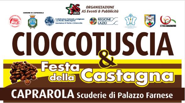 Cioccotuscia: Caprarola 7-8 e 14-15