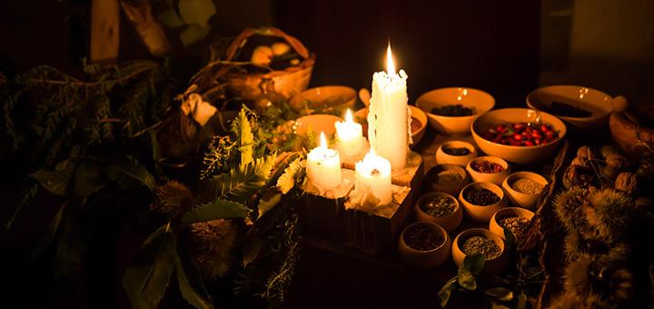 Tutti i sapori della sagra delle castagne di Soriano nel Cimino