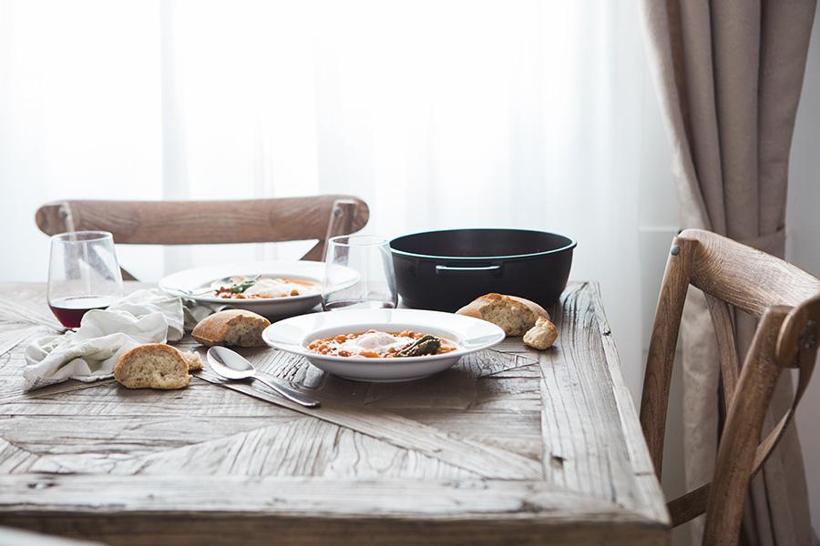 Gastronomia e piatti tipici della Tuscia: cosa mangiare nel viterbese