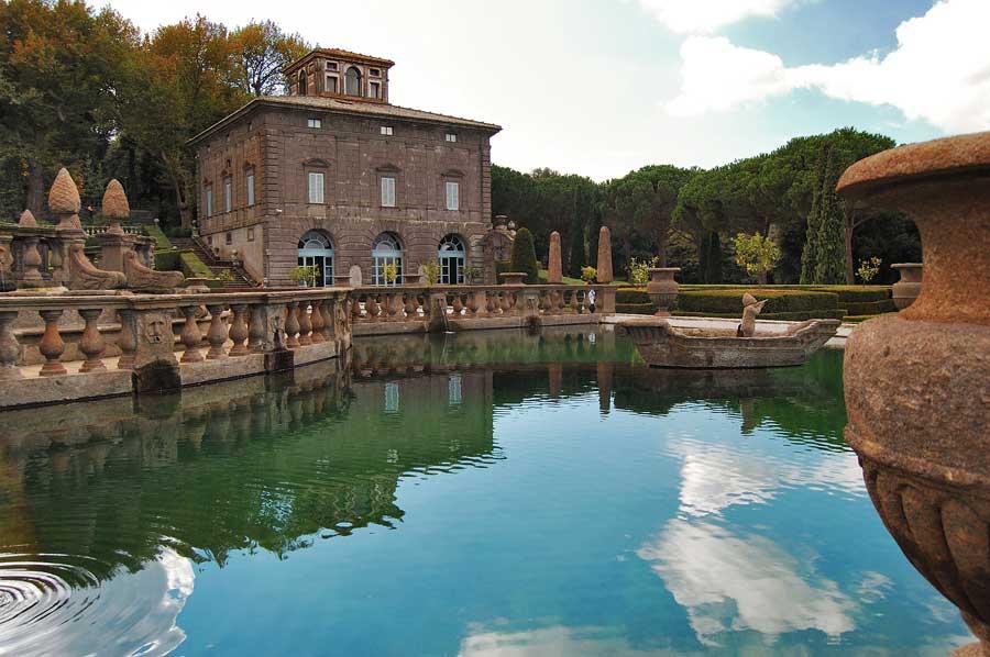 Villa Lante: il perfetto connubio tra ambiente e architettura nel gioiello rinascimentale della Tuscia