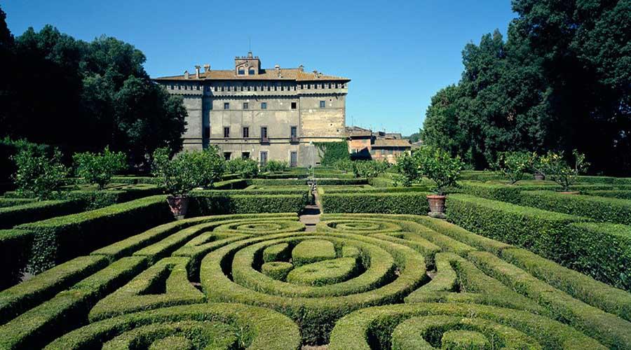 Castello Ruspoli a Vignanello: cosa vedere e cosa visitare