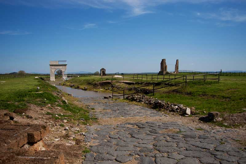 Alla scoperta della città antica di Vulci