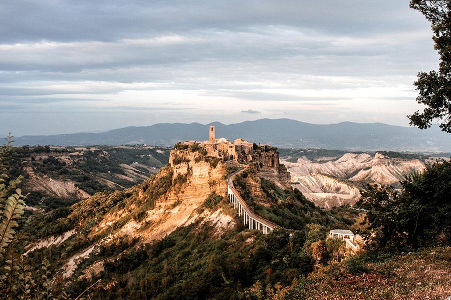 I 7 migliori borghi nella roccia della Tuscia Viterbese