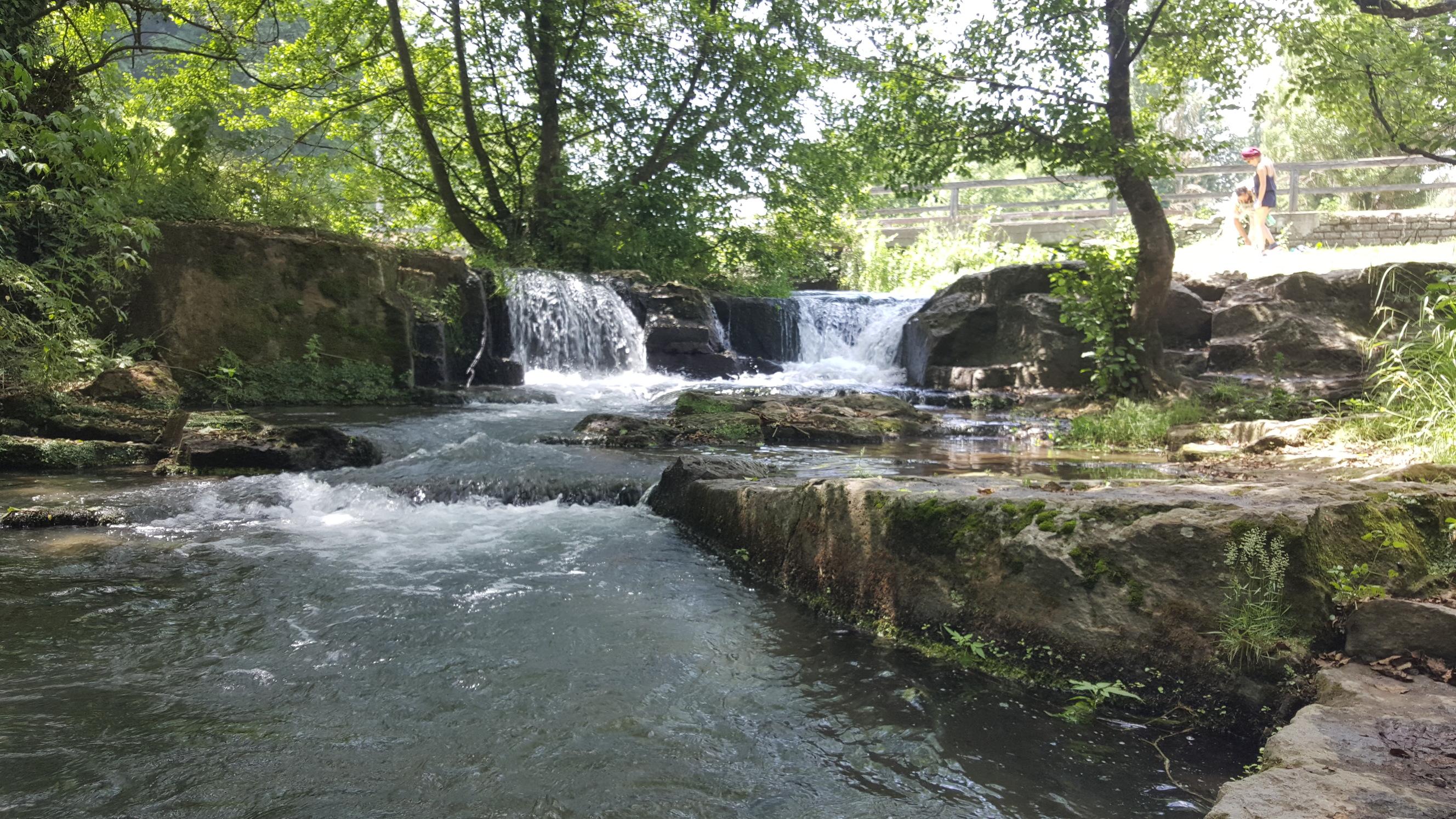 Visitare Monte Gelato - Scopri le cascate e il bosco incantato vicino roma